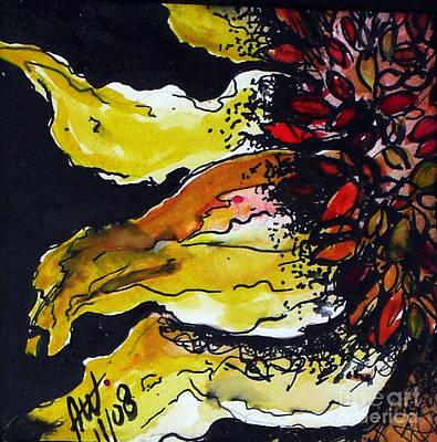 Sunflower Art Print by Amy Williams