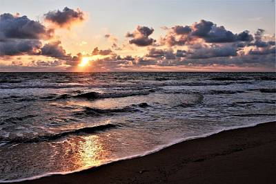 Photograph - Sunrise In Paradise by Kim Bemis