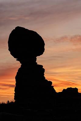 Photograph - Sunrise Silhouette by Denise Bush