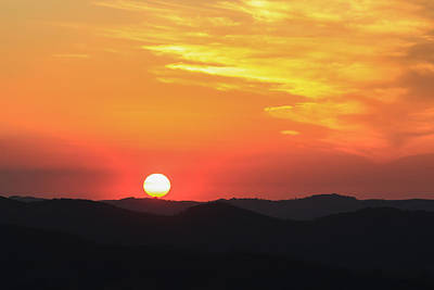Photograph - Sunset-1 by Fabio Giannini