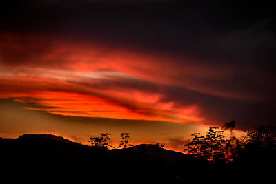 Photograph - Sunset by Alessandro Della Pietra