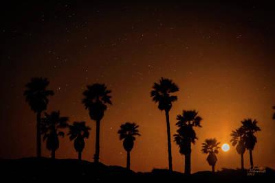 Mixed Media - Sunset Beach by David Millenheft