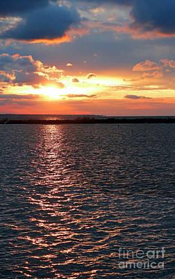 Photograph - Sunset by Debbie Parker