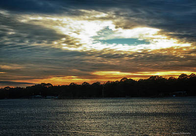 Photograph - Sunset In Paradise  by Debra Forand
