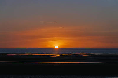 Photograph - Sunset by Nick Barkworth