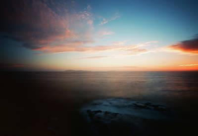 Priska Wettstein Pink Hues - Sunset Over the Coronado Islands by Hugh Smith