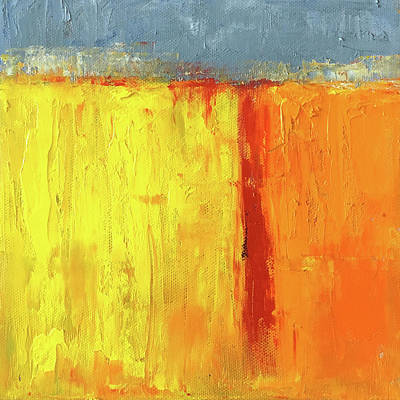 Painting - Sunshine by Nancy Merkle