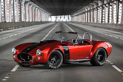 Photograph - #superformance #cobra by ItzKirb Photography