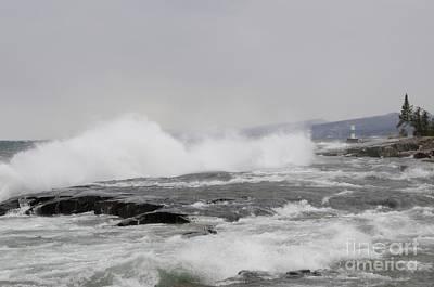 Photograph - Superior Shores by Sandra Updyke