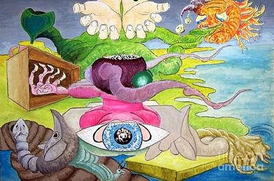 Surrealism Royalty-Free and Rights-Managed Images - Surreal Appeal by Timothy Michael Foley