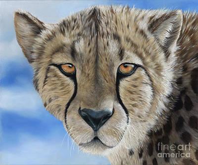 Painting - Suspense by Nanda Hoep
