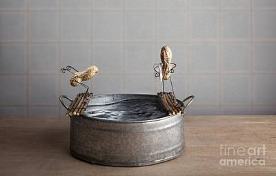 Indoor Still Life Photograph - Swimming Pool by Nailia Schwarz