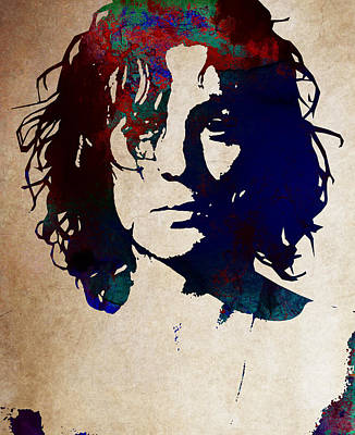 Pink Floyd Digital Art - Syd Barrett. Pink Floyd. by Best Actors