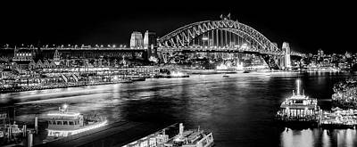 Photograph - Sydney by Chris Cousins