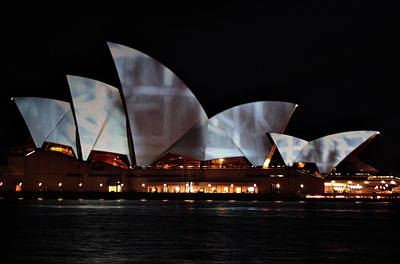 Photograph - Sydney Opera House Australia by Cheryl Hall