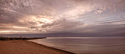 Photograph - Symphony In The Sky Toned by Leda Robertson