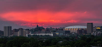 Photograph -  Syracuse Spectacular  by Everet Regal