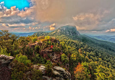 Photograph - Table Rock by Kevin Senter