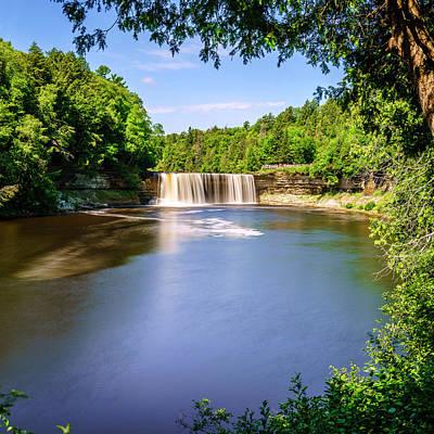 Photograph - Tahquamenon Falls by Alexey Stiop