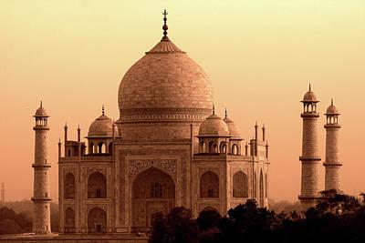 Photograph - Taj Mahal by Aidan Moran