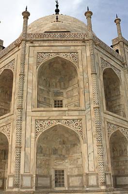 Photograph - Taj Mahal India by Aidan Moran