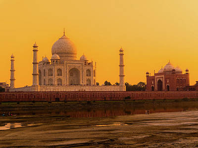 Photograph - Taj Mahal by Nila Newsom