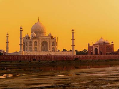 Photograph - Taj Mahal by Nila Newsom