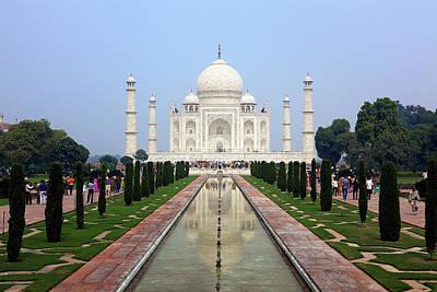 Photograph - Taj Mahal by Stefan Nielsen