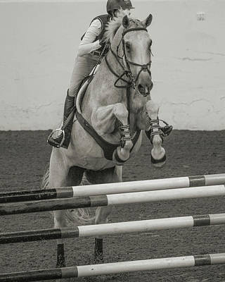 Canter Photograph - Take Me Higher by Betsy Knapp