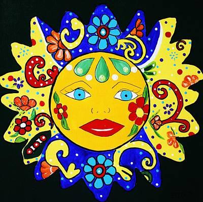 Painting - Talavera Sun by Melinda Etzold