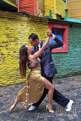 Photograph - Tango 02 by Bernardo Galmarini