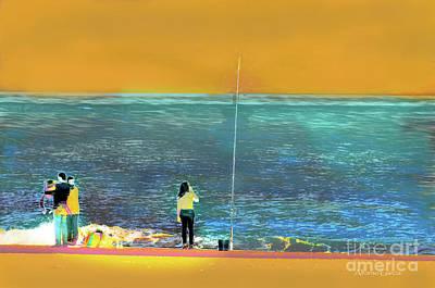 Photograph - Tarde De Pesca by Alfonso Garcia