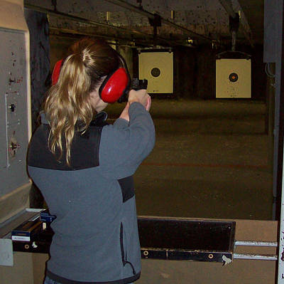 Photograph - Target Practice by Amber Kresge