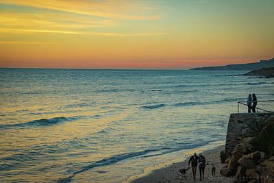 Photograph - Tarifa Sunset by Henri Irizarri