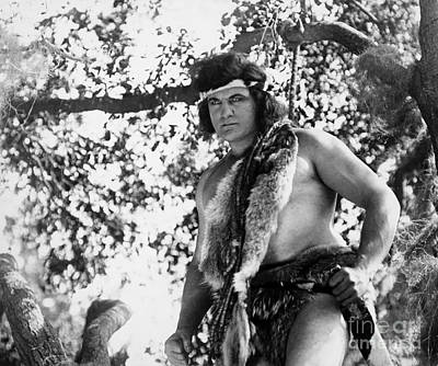 1918 Photograph - Tarzan Of The Apes, 1918 by Granger