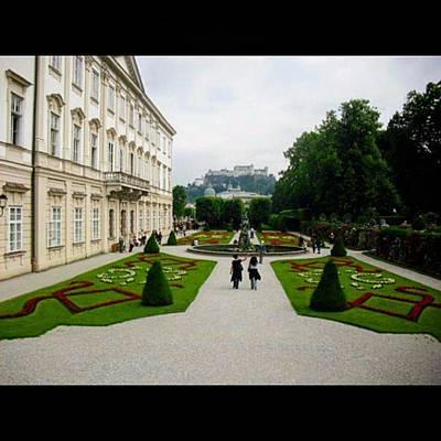 Mozart Photograph - #tbt Austria In 2010 😊 by Abigail Winard