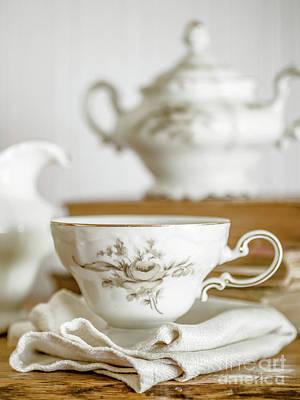 Photograph - Tea Time by Edward Fielding