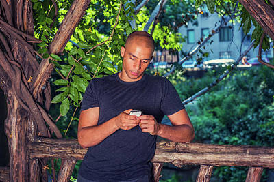 Photograph - Technology In Daily Life by Alexander Image