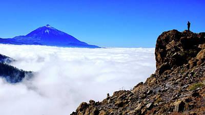 Photograph - Teide National Park by Fabrizio Troiani