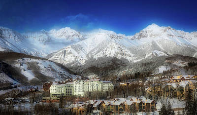 Photograph - Telluride, Colorado by Loc
