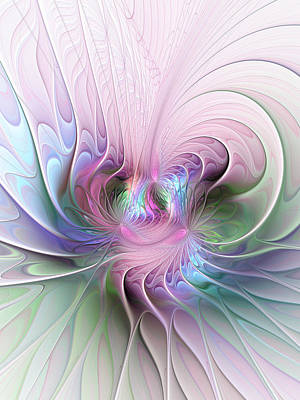 Temperament Digital Art - Temperament by Gabiw Art