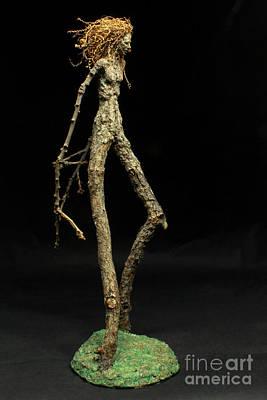 Sculpture - Temperance by Adam Long