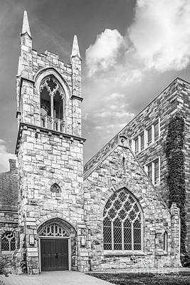 Temple University Art Print by University Icons