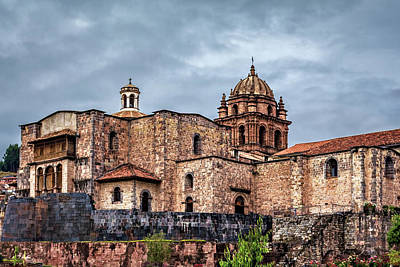 Photograph - Templo Del Sol by Maria Coulson