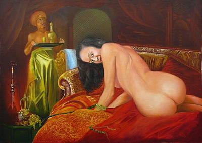 Temptation Original by Vasily Zolottsev
