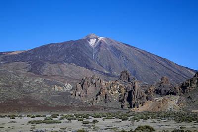 Canary Wall Art - Photograph - Tenerife - Mount Teide by Joana Kruse