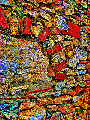 Texture. Altos De Chavon. Original