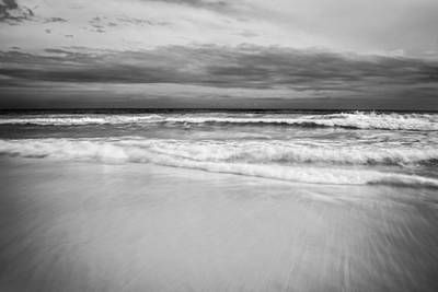 Photograph - Textures In Monochrome by Shelby Young