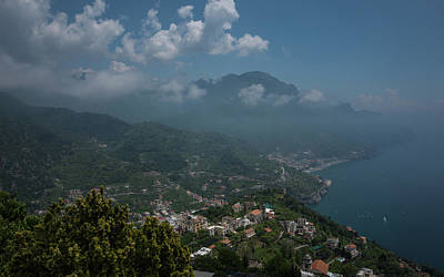 Photograph - The Amalfi Coast, Italy by Jocelyn Kahawai
