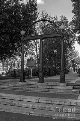 Photograph - The Arch 3 University Of Georgia Arch Art by Reid Callaway